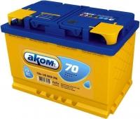 Аккумулятор АКОМ 6СТ-70