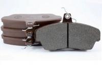 Колодки тормозные передние ГАЗель 3302, Бизнес NIPPON