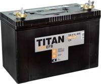 Аккумулятор TITAN Asia Silver EFB 6СТ-100 Конус/шпилька