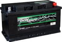 Аккумулятор GIGAWATT 100 Ач