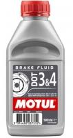 Тормозная жидкость Motul BF DOT 3&4 Brake Fluid