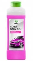 Шампунь для б/контактной мойки GRASS Active Foam GEL Суперконцентрированный