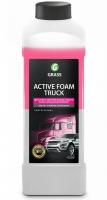 Шампунь для б/контактной мойки GRASS Active Foam Truck Для грузовых автомобилей