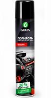 Полироль - очиститель пластика Grass Dashboard Cleaner вишня аэрозоль