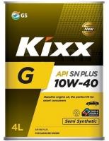 Масло моторное KIXX G 10W-40 SN Plus