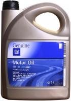 Масло моторное GM 5W-30 Dexos 2