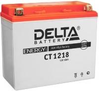 Аккумулятор DELTA 18Ah 12V CT 1218
