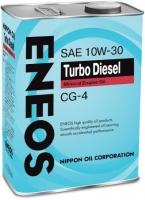 Масло моторное ENEOS Turbo DIESEL 10W-30 CG-4 (мин)