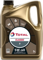 Масло моторное Total Classic 9 5W-40