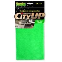 Салфетка City Up микрофибра Nice Floor протирочная 50х70 см
