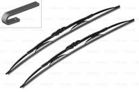 Комплект щеток стеклоочистителя BOSCH TWIN 605 600/340 мм 3397010270