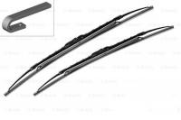 Комплект щеток стеклоочистителя BOSCH TWIN 702S 700/650 мм 3397118204