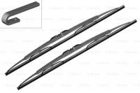 Комплект щеток стеклоочистителя BOSCH TWIN 601 575/400 мм 3397118304