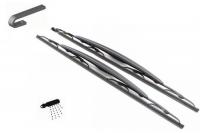 Комплект щеток стеклоочистителя BOSCH TWIN 657S 650/650 мм 3397118334