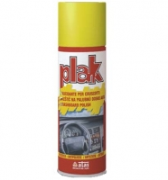 Полироль пластика PLAK аромат лимон