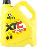 Моторное масло Bardahl XTC 5W-40