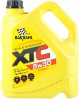Моторное масло Bardahl XTC 5W-30