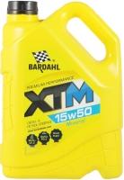 Моторное масло Bardahl XTM 15W-50