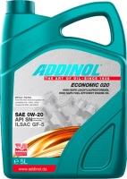 Масло моторное ADDINOL Economic 020 0W-20