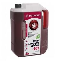 Антифриз Totachi SUPER LONG LIFE COOLANT Red -50С