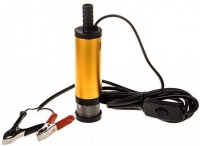 Насос для перекачки топлива (солярки) 12 В из канистры d=38 мм АвтоДело