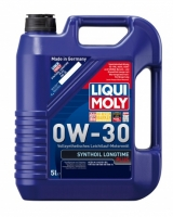 Масло моторное LIQUI MOLY Synthoil Longtime PLUS 0W-30