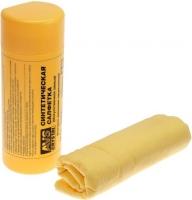 Салфетка - замша в тубе малая AVS 43х32 см