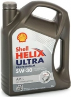 Масло моторное Shell Helix Ultra Professional АM-L 5W-30