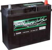 Аккумулятор GIGAWATT 45 Ач ASIA