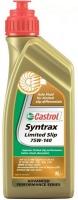Масло трансмиссионное Castrol Syntrax Limited Slip 75W-140