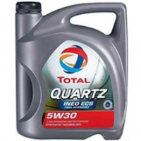 Масло моторное Total Quartz INEO ECS 5W-30 (синт.)