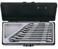 Набор ключей комбинированных 8-19 мм в кейсе Force