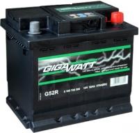Аккумулятор GIGAWATT 52 Ач