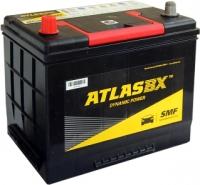 Аккумулятор ATLAS 55 MF низкий с нижним креплением