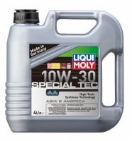 Моторное масло LIQUI MOLY Special Tec AA (Leichtlauf Special AA) 10W-30