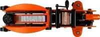 Домкрат подкатной 2,5 тонны OMBRA (140-387мм)