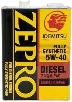 Масло моторное Idemitsu Zepro DIESEL 5W-40
