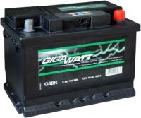 Аккумулятор GIGAWATT 60 Ач