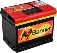 Аккумулятор Banner Power Bull 62