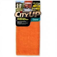 Салфетка City Up микрофибра универсальная 35х40 см