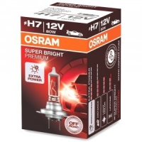 Лампа г/с H7 (80W) PX26d OFF-ROAD Super Bright Premium 12V 62261SBP 4008321856388 OSRAM