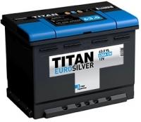 Аккумулятор TITAN Euro Silver 6СТ-63