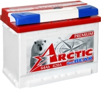 Аккумулятор Медведь 6СТ-64 ARCTIC PREMIUM