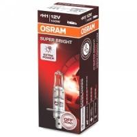 Лампа г/с H1 (100W) PX14,5s Super Bright 12V 64152SB 4050300222738 OSRAM