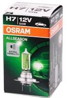 Лампа г/с H7 (55W) РХ26d All Season 12V 64210ALL 4050300483153 OSRAM