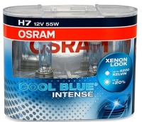Лампа г/с H7 (55W) PX26d Cool Blue Intense 4200K 12V 2шт 64210CBI-DUOBOX 4052899413047 OSRAM