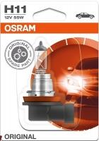 Лампа г/с H11 (55W) PGJ19-2 блистер 12V 64211-01B 4008321171252 OSRAM