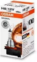 Лампа г/с H8 (35W) PGJ19-1 Original 12V 64212 4050300498751 OSRAM