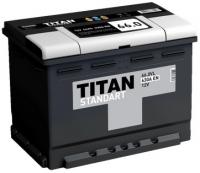 Аккумулятор TITAN Standart 6СТ-66