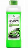 Шампунь для б/контактной мойки GRASS Active Foam Extra Для легковых и грузовых автомобилей